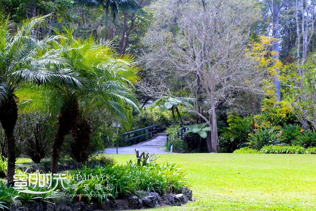 大草坪拍摄 澳洲婚礼庄园内景