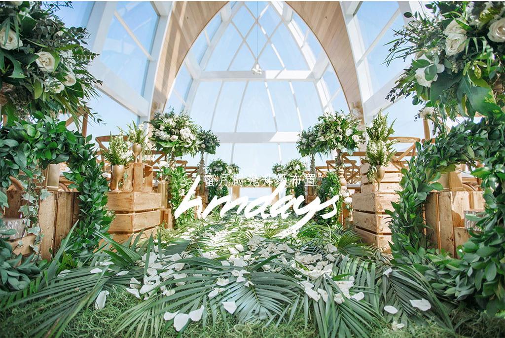 ritz_carlton_蜜月时光升级布置 巴厘岛丽思卡尔顿教堂婚礼