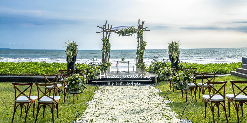 W酒店沙滩婚礼套餐
