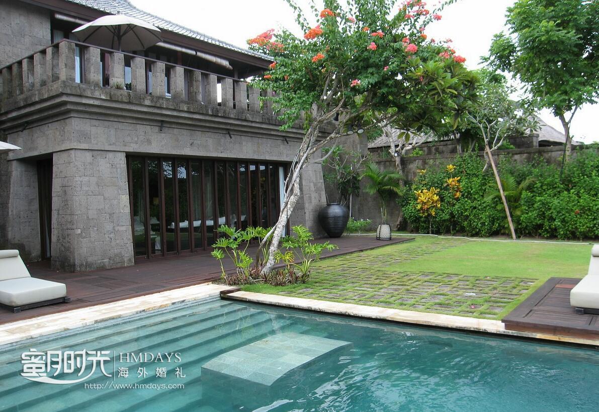 巴厘岛宝格丽别墅婚礼|海外婚礼场地