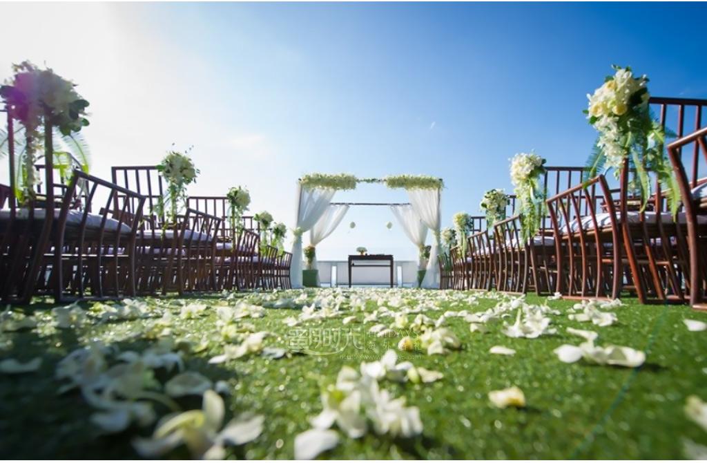 普吉岛阿雅卡马拉婚礼