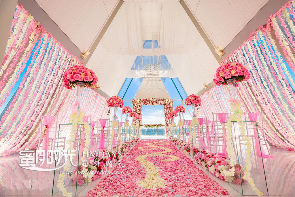 巴厘岛天空教堂婚礼(sky chapel)