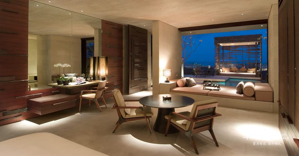 单卧室泳池别墅 巴厘岛阿丽拉婚礼酒店 Alila Villa Uluwatu BALI indonesia