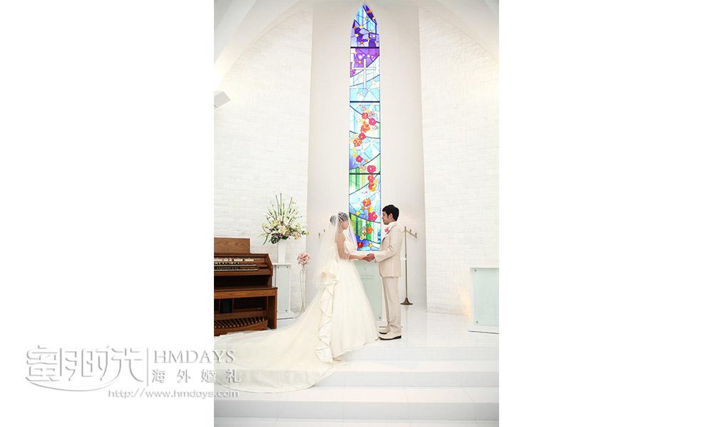 kanucha_stelar_wedding_ceremoney 冲绳斯黛拉(海之缘)教堂婚礼