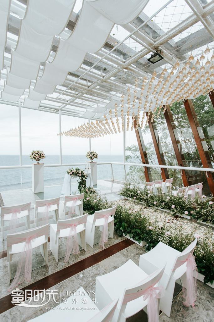 2019巴厘岛水晶教堂新免费布置 巴厘岛水晶教堂婚礼布置
