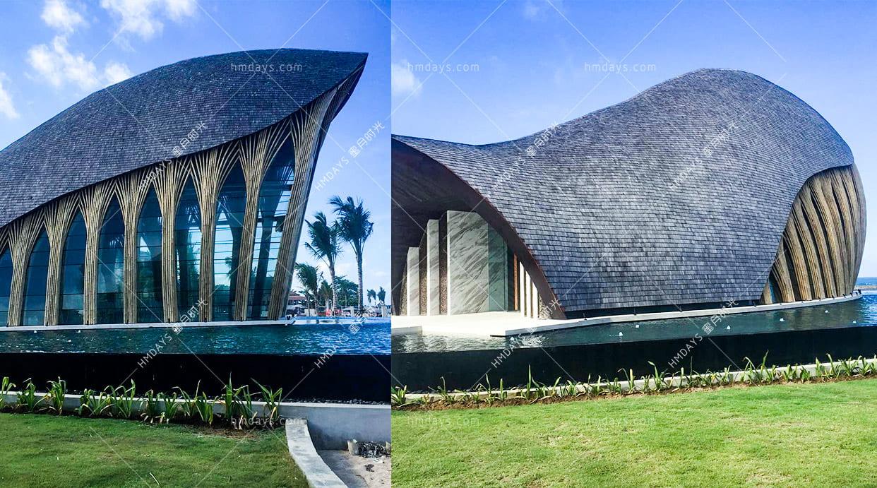巴厘岛凯宾斯基酒店OCEAN_FRONT_教堂 巴厘岛凯宾斯基海景大教堂婚礼