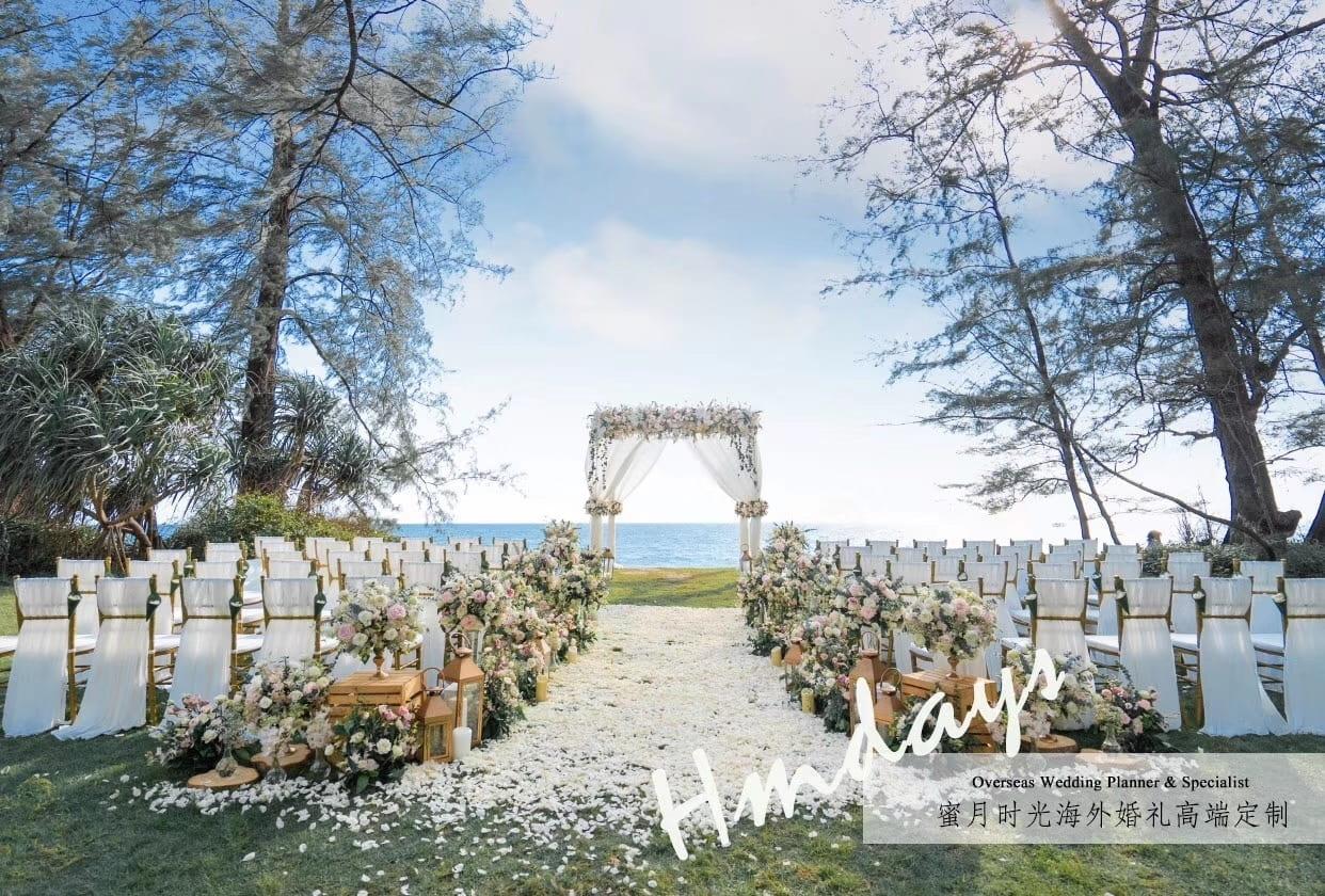 普吉岛丽宾婚礼
