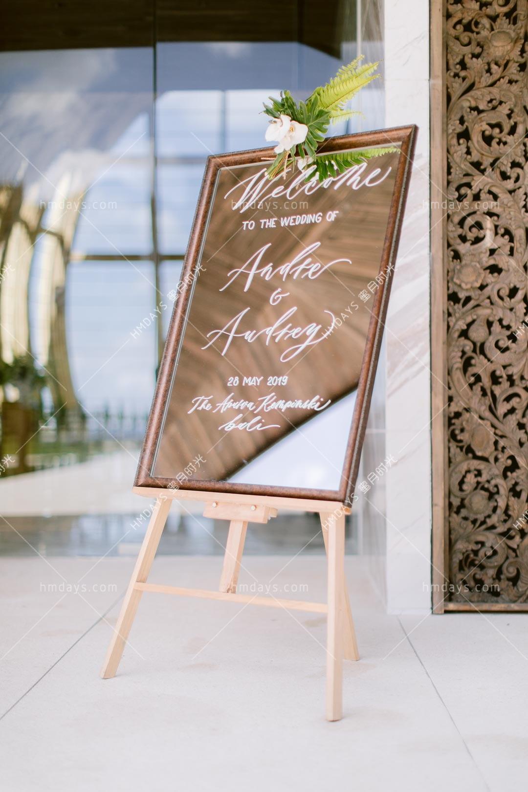 巴厘岛凯宾斯基海景大教堂婚礼