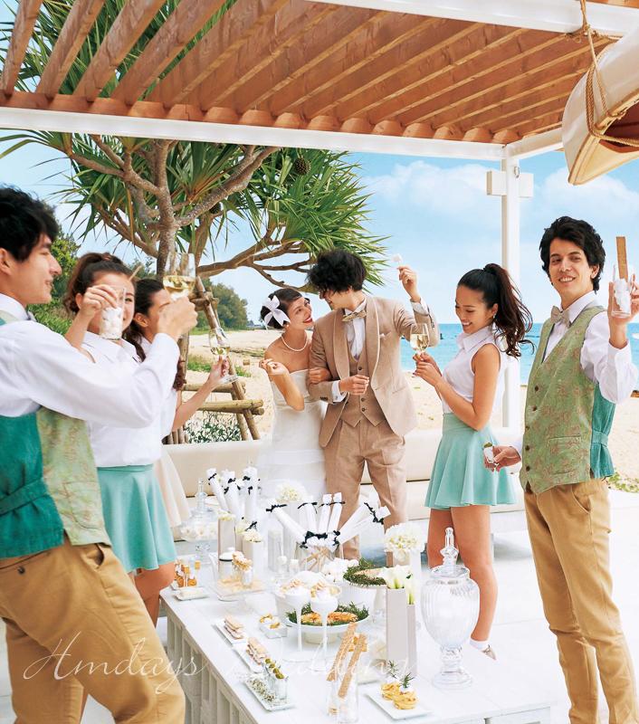 after_party_样张 冲绳美之教堂婚礼