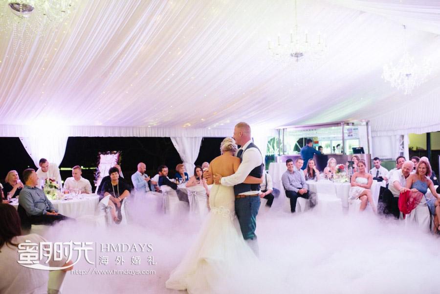 DANCE跳舞 澳洲庄园婚礼晚宴