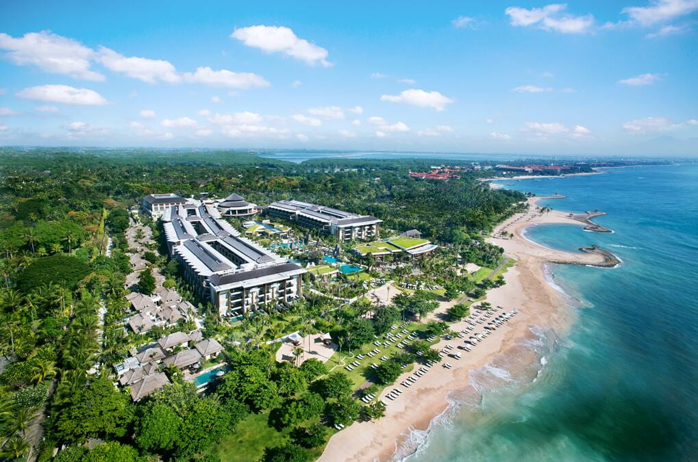 巴厘岛索菲特沙滩婚礼