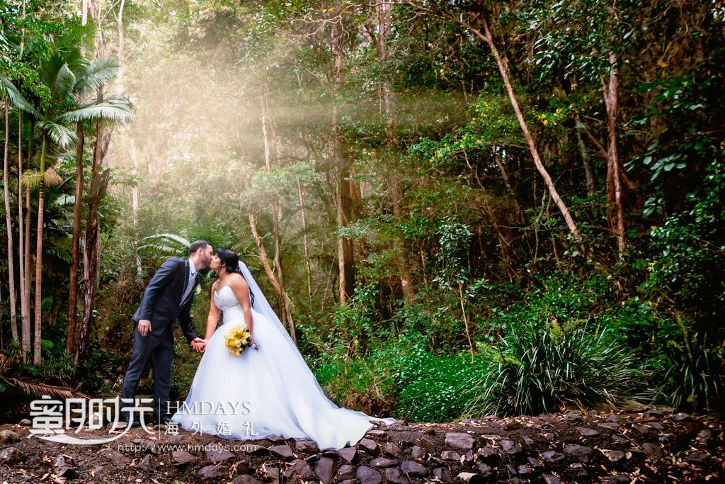 KISS在这郁郁森森的林中 摄影师客片效果展示