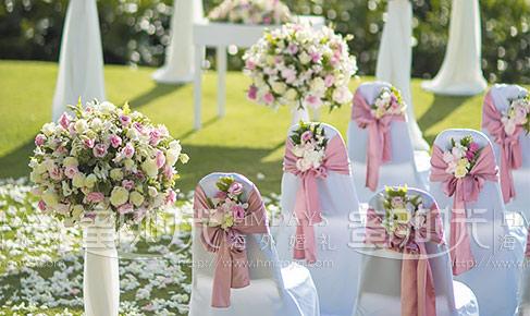 普吉岛帕瑞莎婚礼
