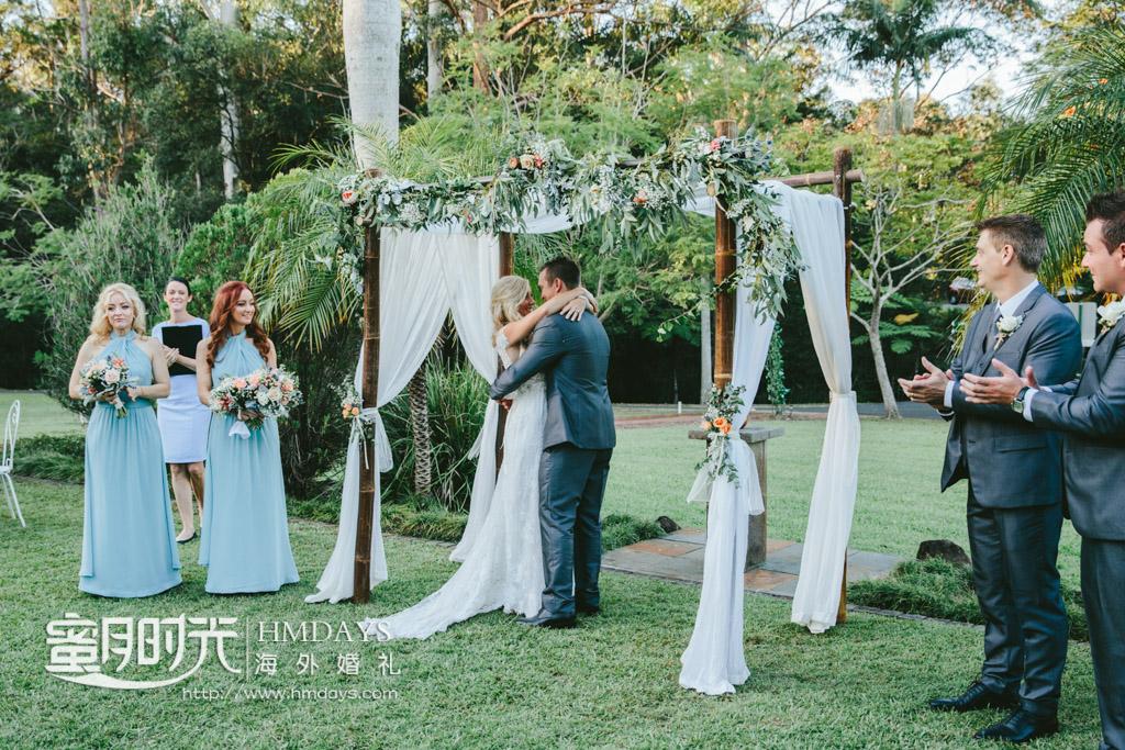 KISS 澳洲庄园草坪婚礼