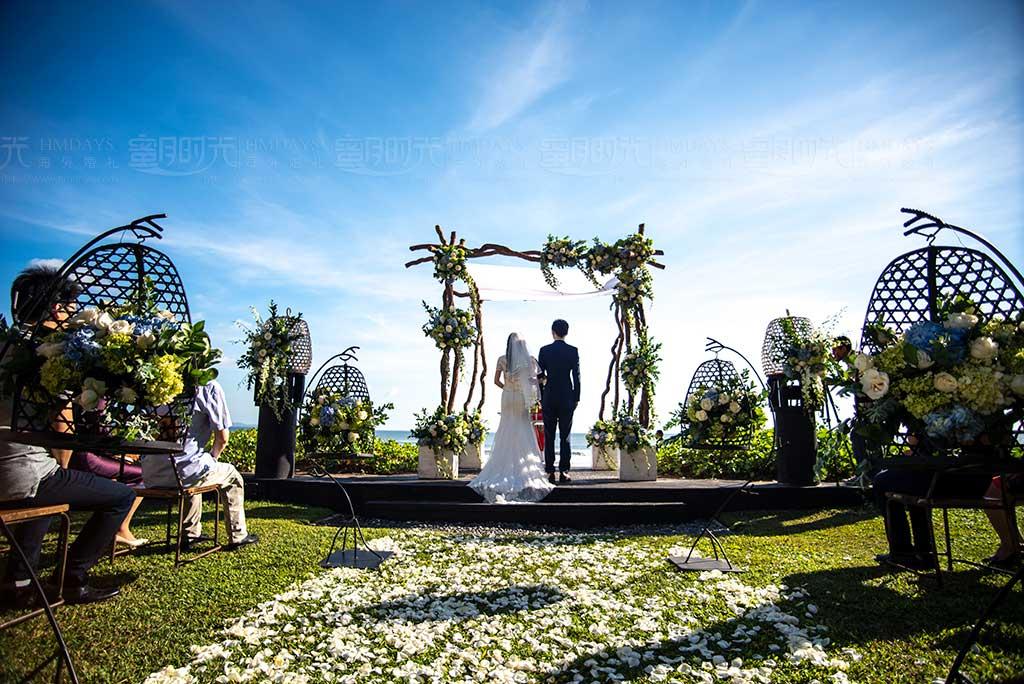 bali_w_hotel_beach_wedding 巴厘岛W酒店沙滩婚礼