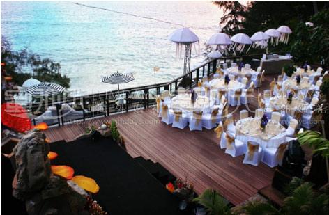 普吉岛铂尔曼婚礼