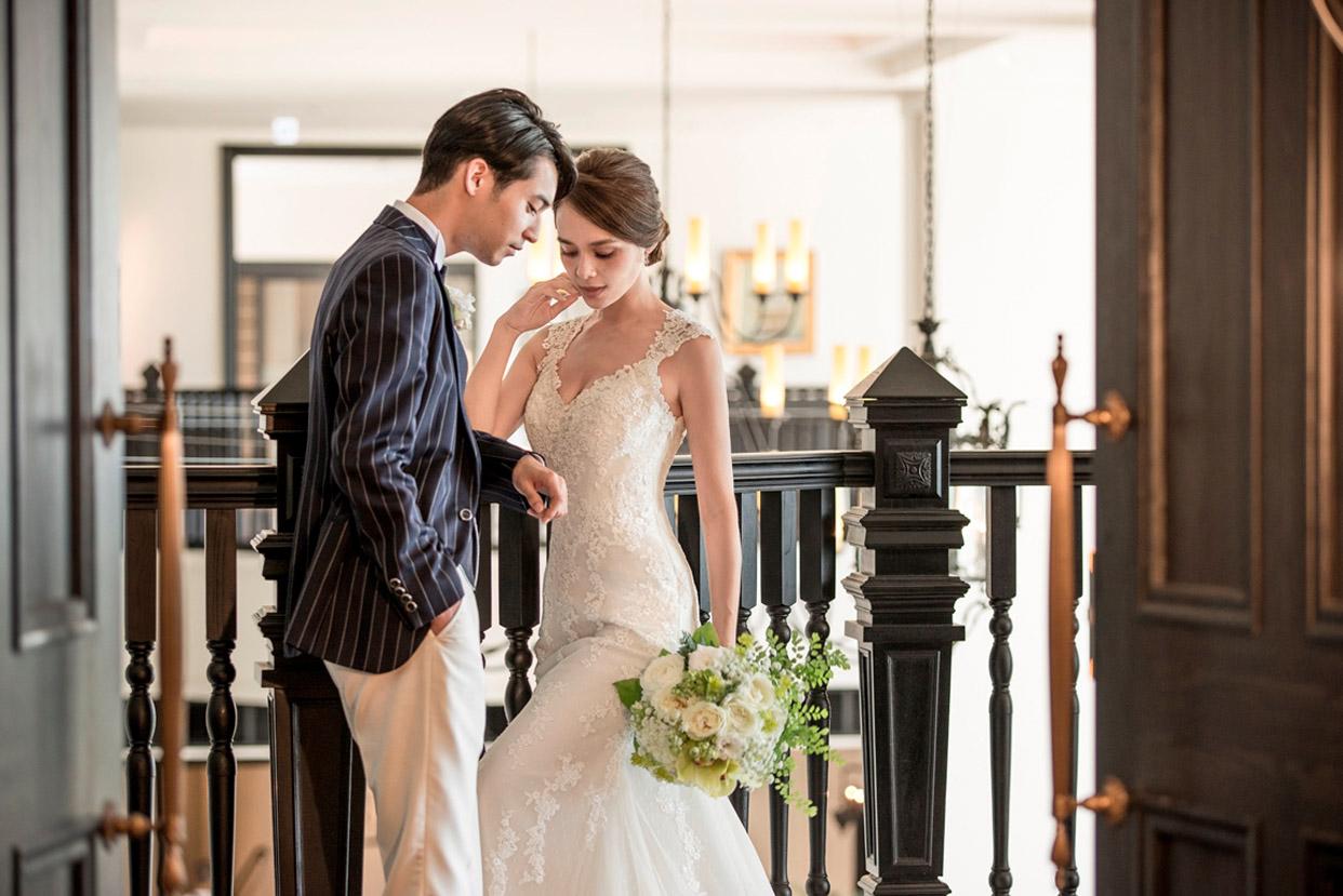 冲绳露梅尔(海之光)教堂婚礼