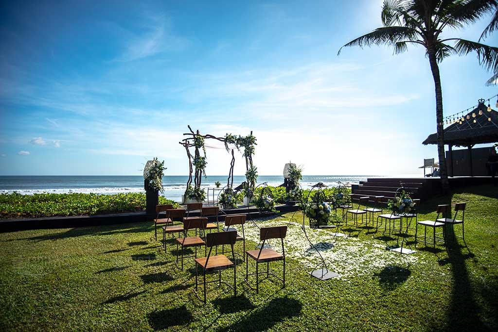 巴厘岛W酒店婚礼 巴厘岛W酒店沙滩婚礼