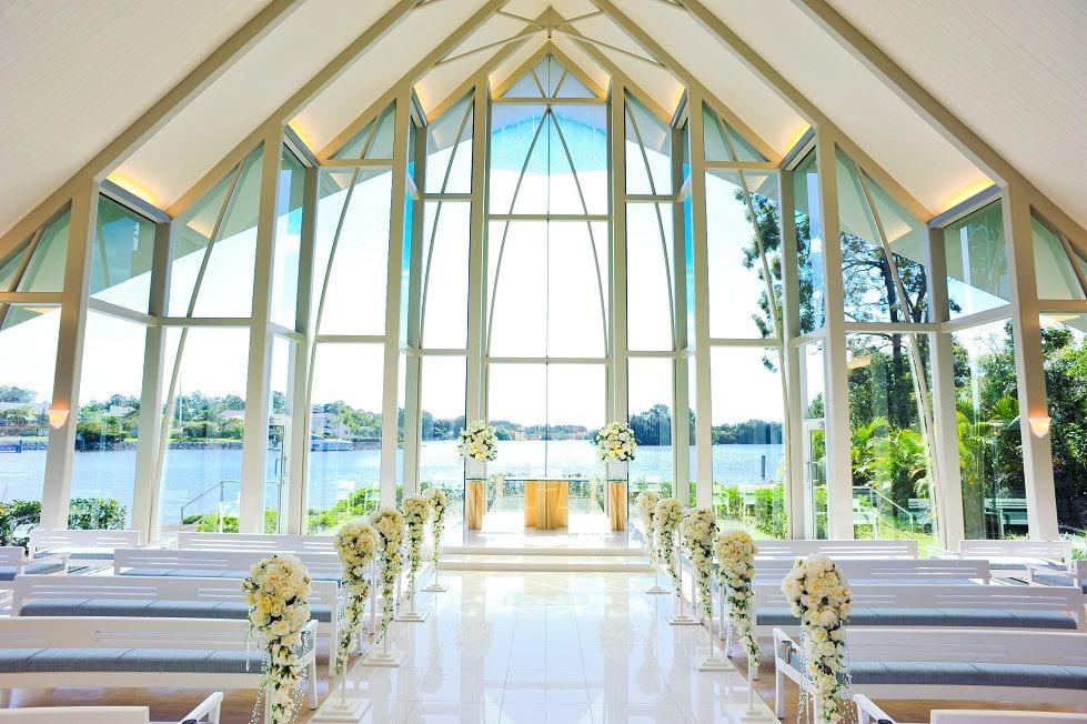 神仙湾玻璃教堂