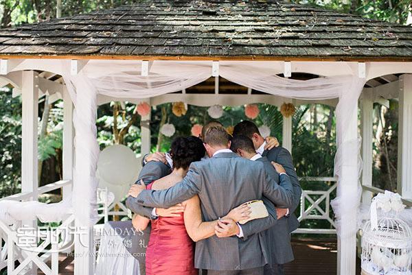 谜语 澳洲庄园森林婚礼
