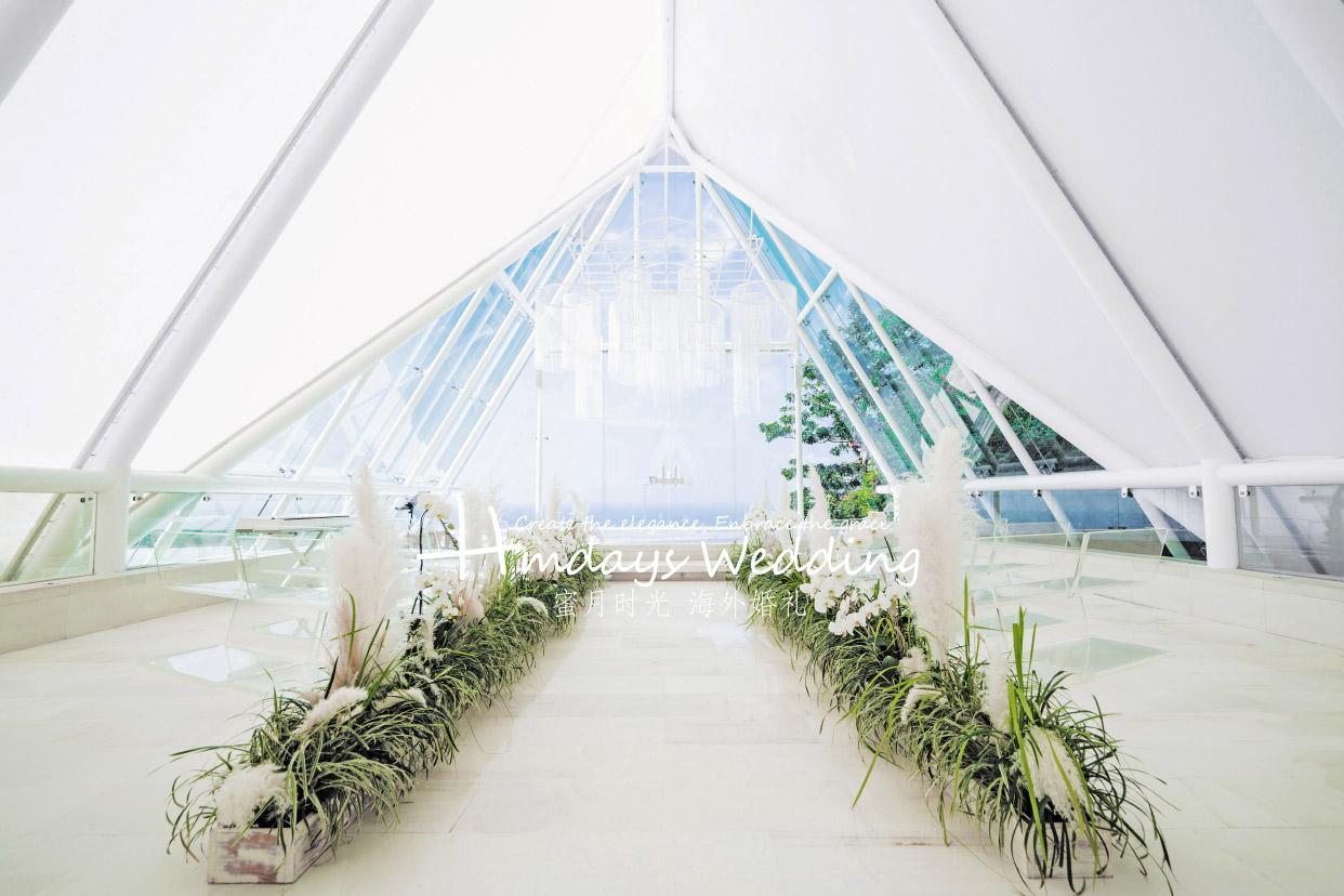 2019年水之教堂布置_免费布置_ 巴厘岛水之教堂婚礼(tirtha bali)