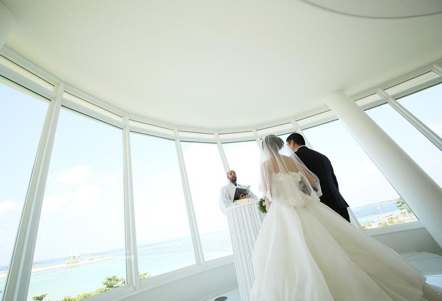 冲绳希罗伊教堂婚礼