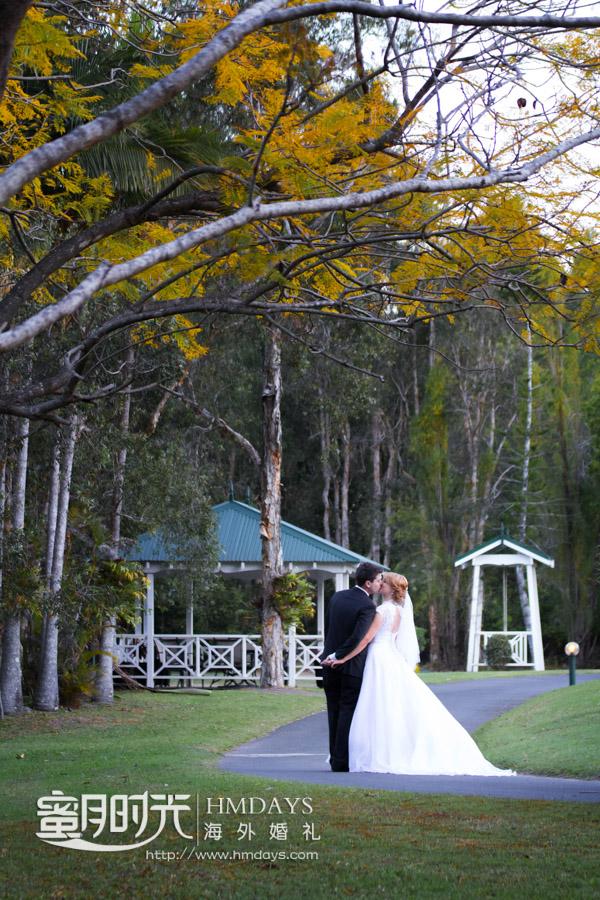 庄园内婚纱照拍摄 摄影师客片效果展示
