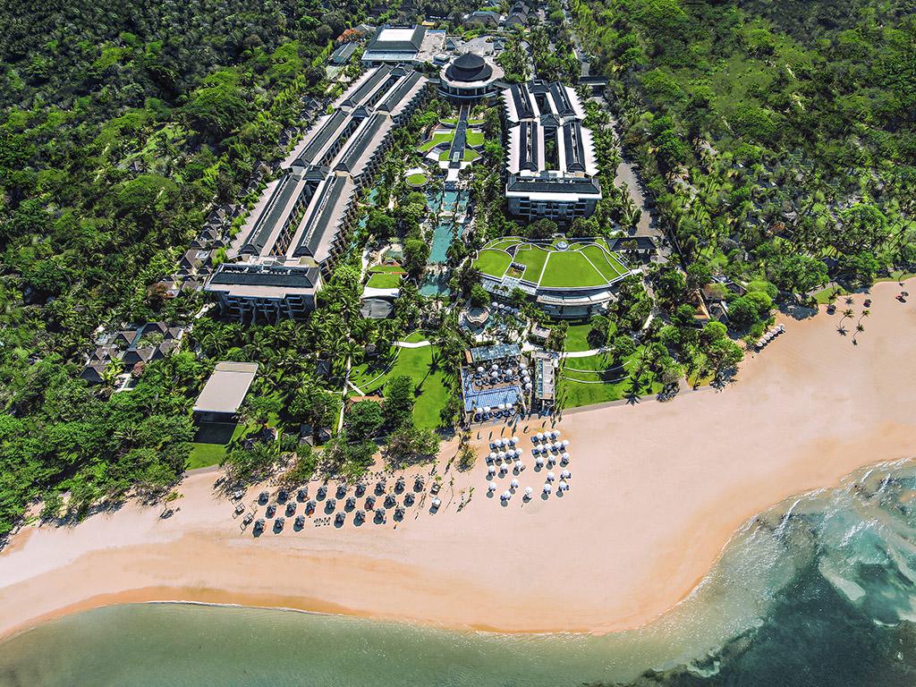 巴厘岛索菲特婚礼酒店