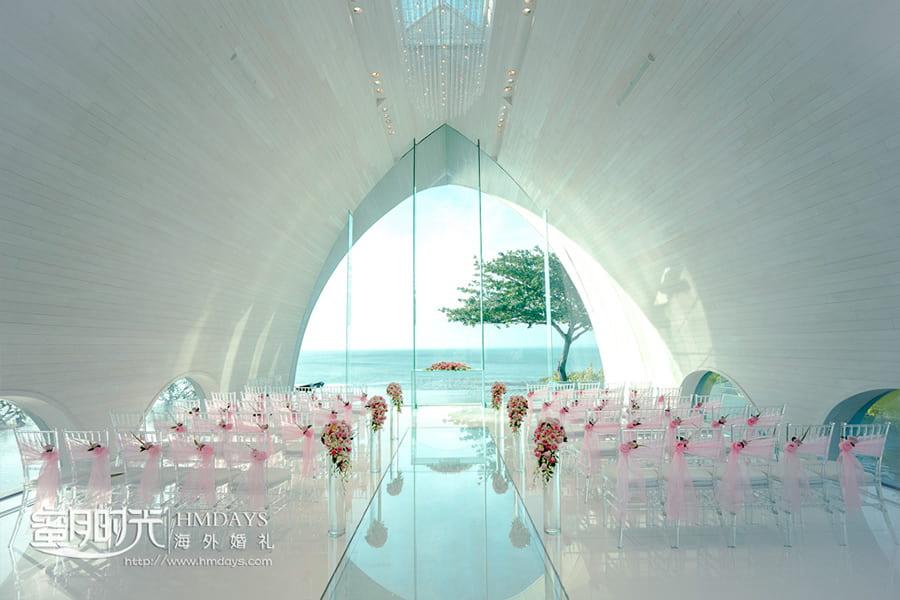 巴厘岛爵士娜教堂婚礼