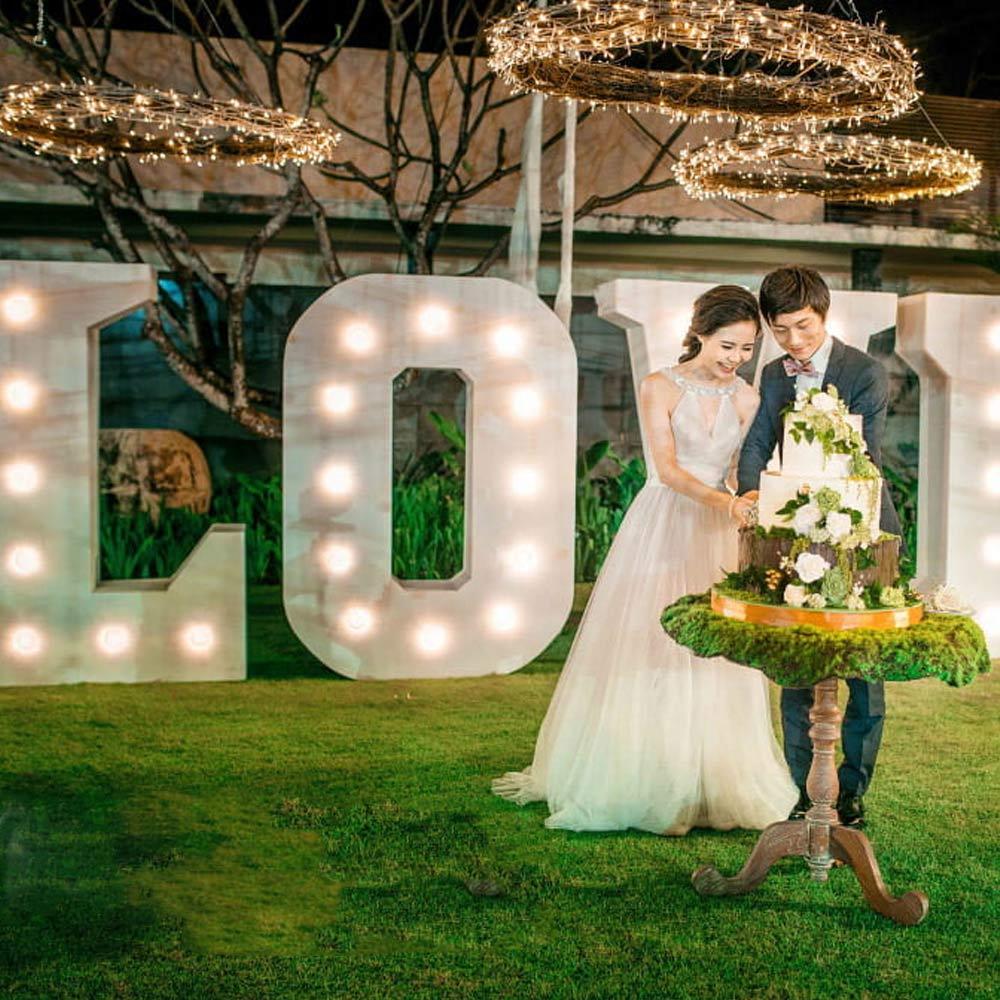 infinity conrad bali wedding gallery