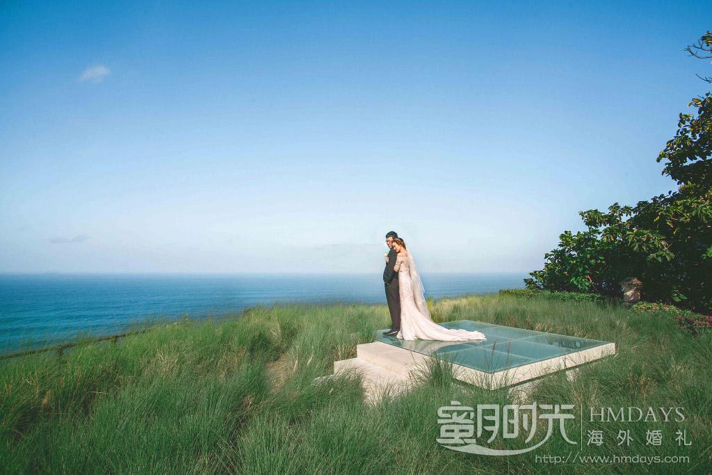 水之教堂婚礼+次日全天外景|巴厘岛水之教堂庭院婚纱照拍摄|海外婚礼