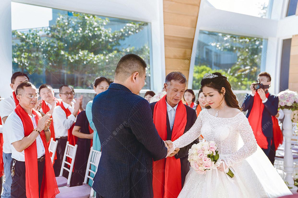 巴厘岛丽思卡尔顿婚礼 海外婚礼 海外婚纱摄影 照片