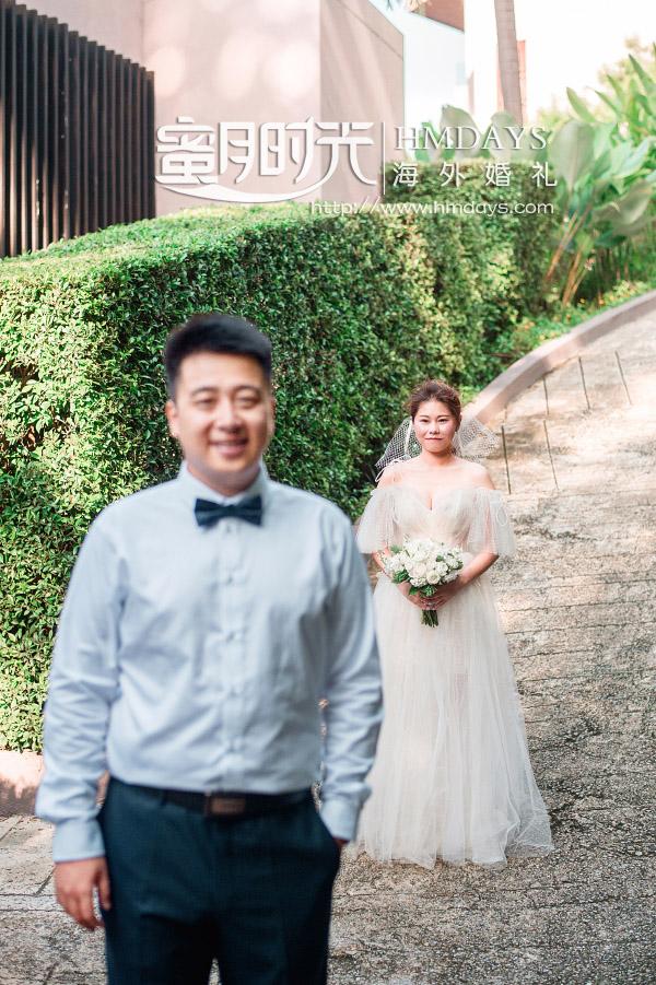卡马拉海景草坪  海外婚礼