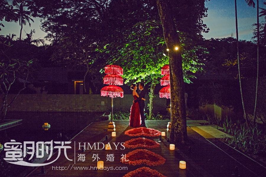 巴厘岛港丽无限教堂婚礼+肉桂晚宴|海外婚礼|海外婚纱摄影|照片