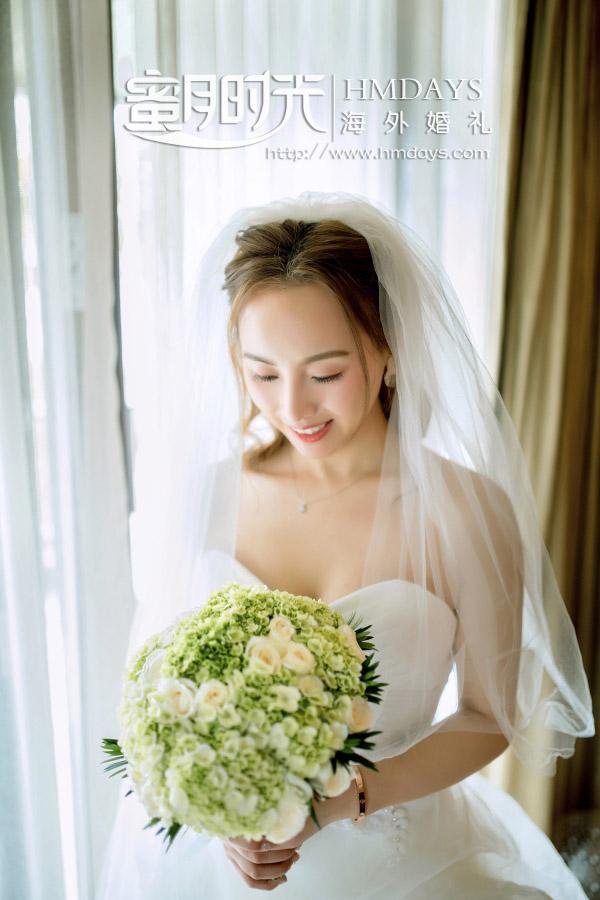 无限教堂升级婚礼布置+升级晚宴布置|海外婚礼|海外婚纱摄影|照片