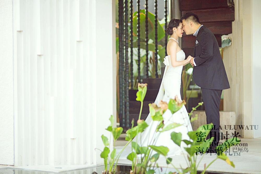 阿丽拉ALILA黄昏婚礼|蜜月时光外景婚纱拍摄服务|海外婚礼