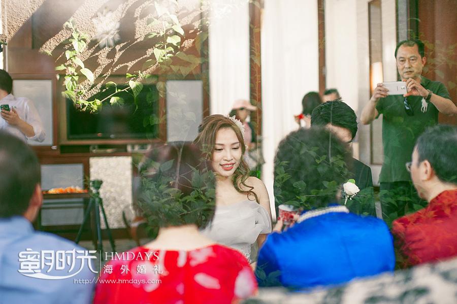 珍珠教堂纯婚礼 海外婚礼 海外婚纱摄影 照片