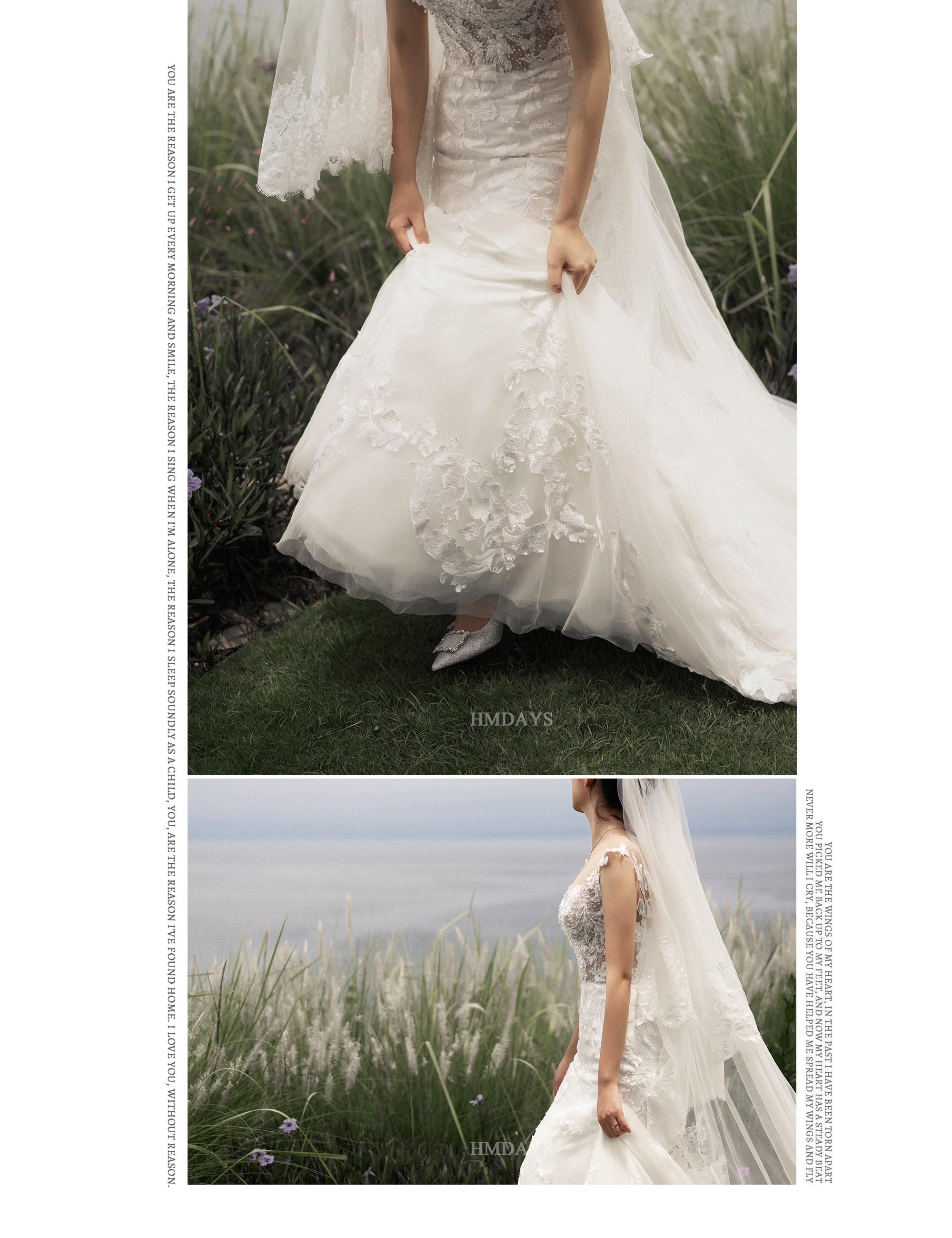 巴厘岛水晶教堂婚礼婚纱照片
