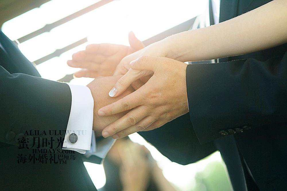 阿丽拉ALILA黄昏婚礼|巴厘岛婚礼上的那一瞬间|海外婚礼