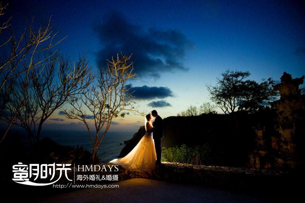 巴厘岛Alila阿丽拉婚礼|超美的ALILA教堂夕阳时刻_巴厘岛海外婚礼|海外婚礼