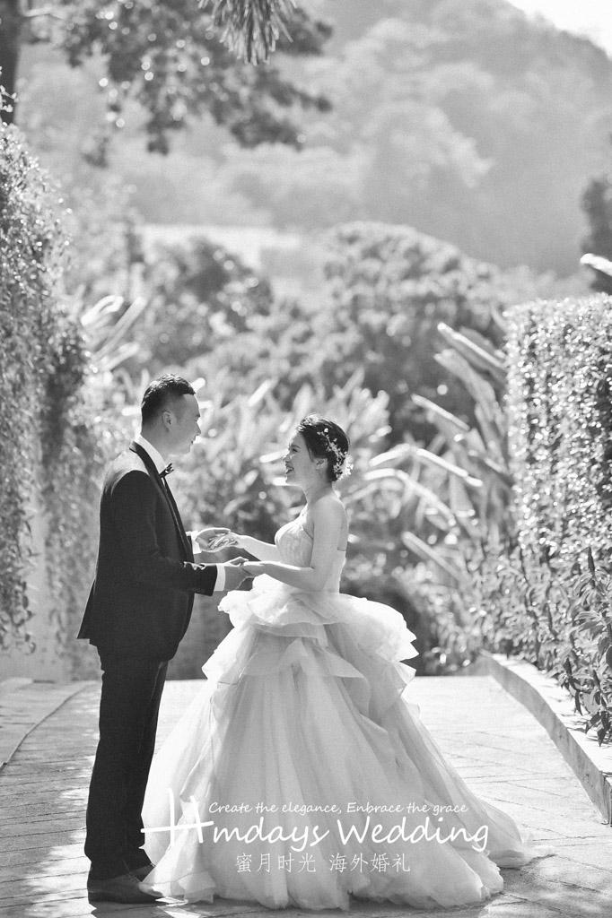 普吉岛卡马拉婚礼+定制布置+晚宴|海外婚礼|海外婚纱摄影|照片