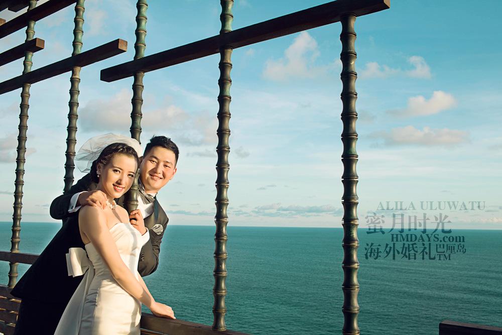 阿丽拉ALILA黄昏婚礼|面朝印度洋的阿丽拉酒店|海外婚礼