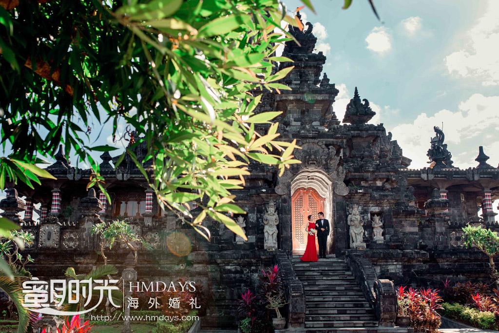 水之教堂婚礼+次日全天外景|巴厘岛婚纱拍摄蜜月时光海外婚礼|海外婚礼