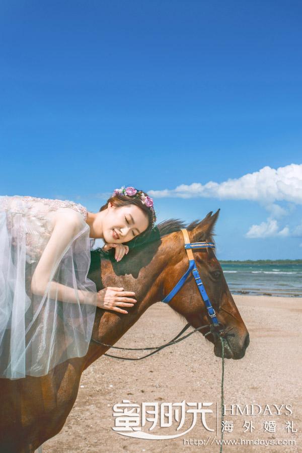 水之教堂婚礼+次日全天外景|巴厘岛沙滩起码拍摄婚纱照|海外婚礼