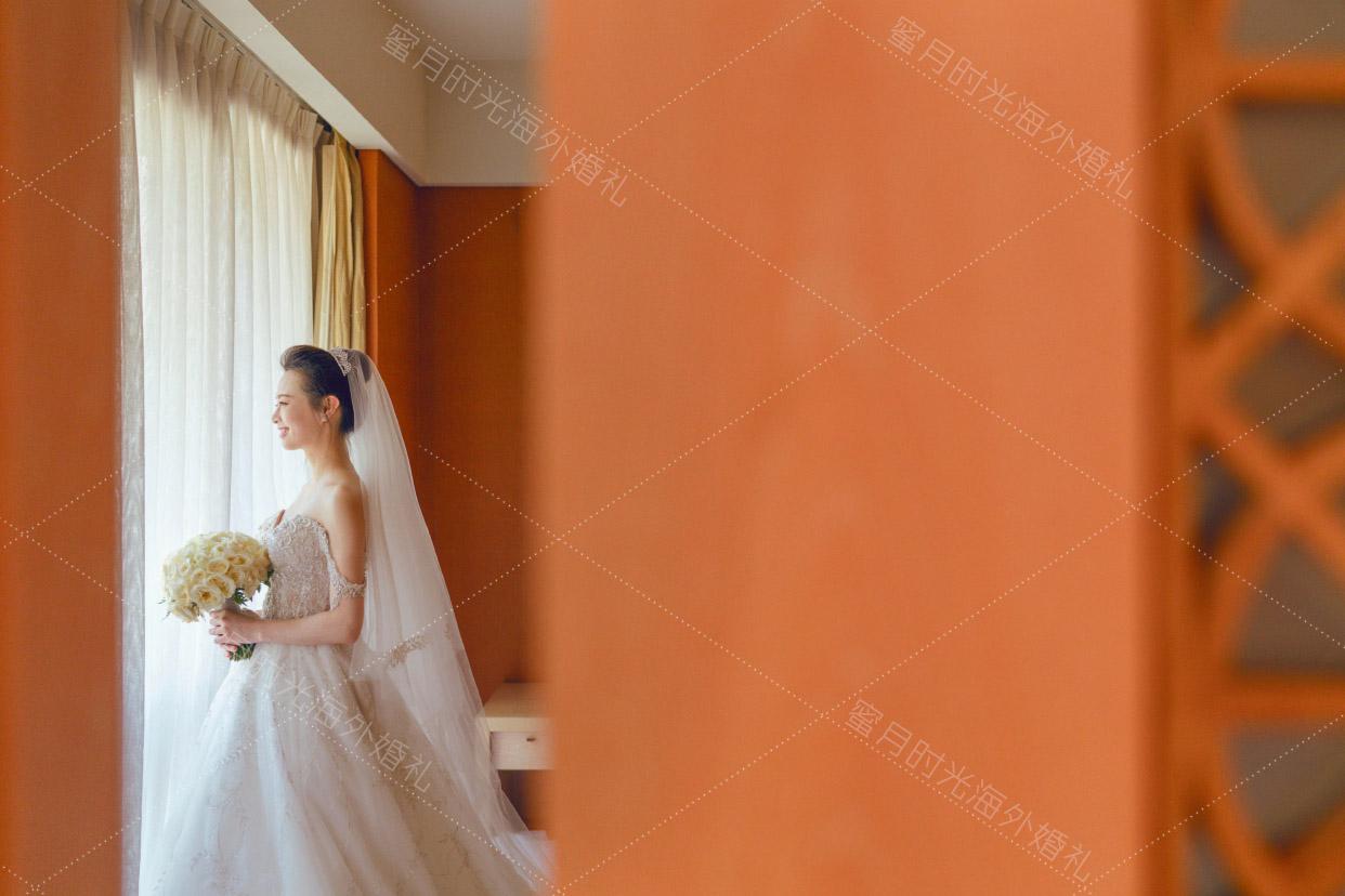 港丽无限教堂婚礼+升级布置|看_这是我媳妇_今天我们结婚啦__在美丽的巴厘岛|海外婚礼