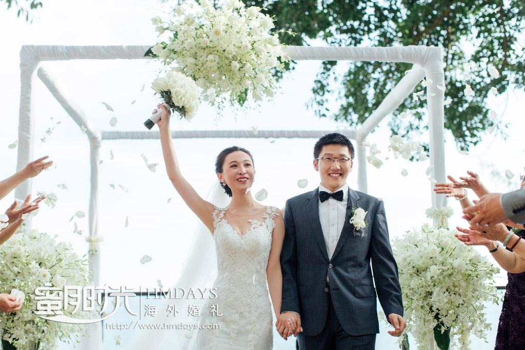 泰国普吉岛铂尔曼(pullman)婚礼婚纱照片(新加坡客人:SY+AY)