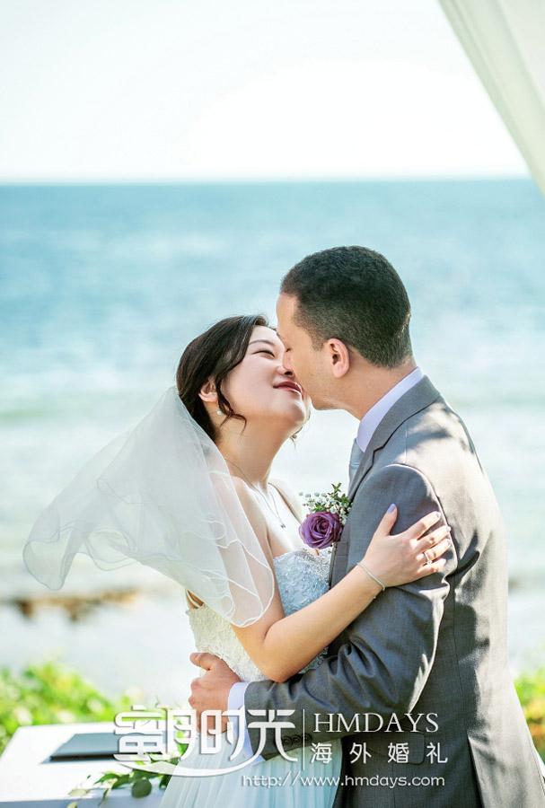 普吉岛纳卡海景草坪婚礼|You_and__Me__together_forever|海外婚礼