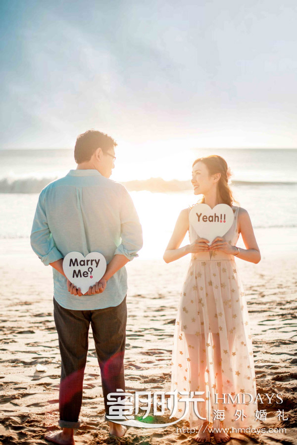 水之教堂婚礼+次日全天外景|巴厘岛沙滩摄影照片|海外婚礼