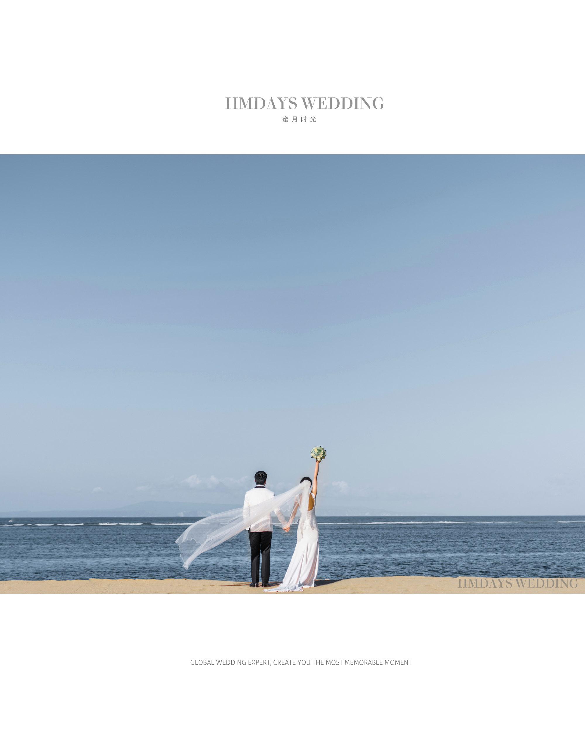 巴厘岛无限教堂婚礼|海外婚礼|海外婚纱摄影|照片