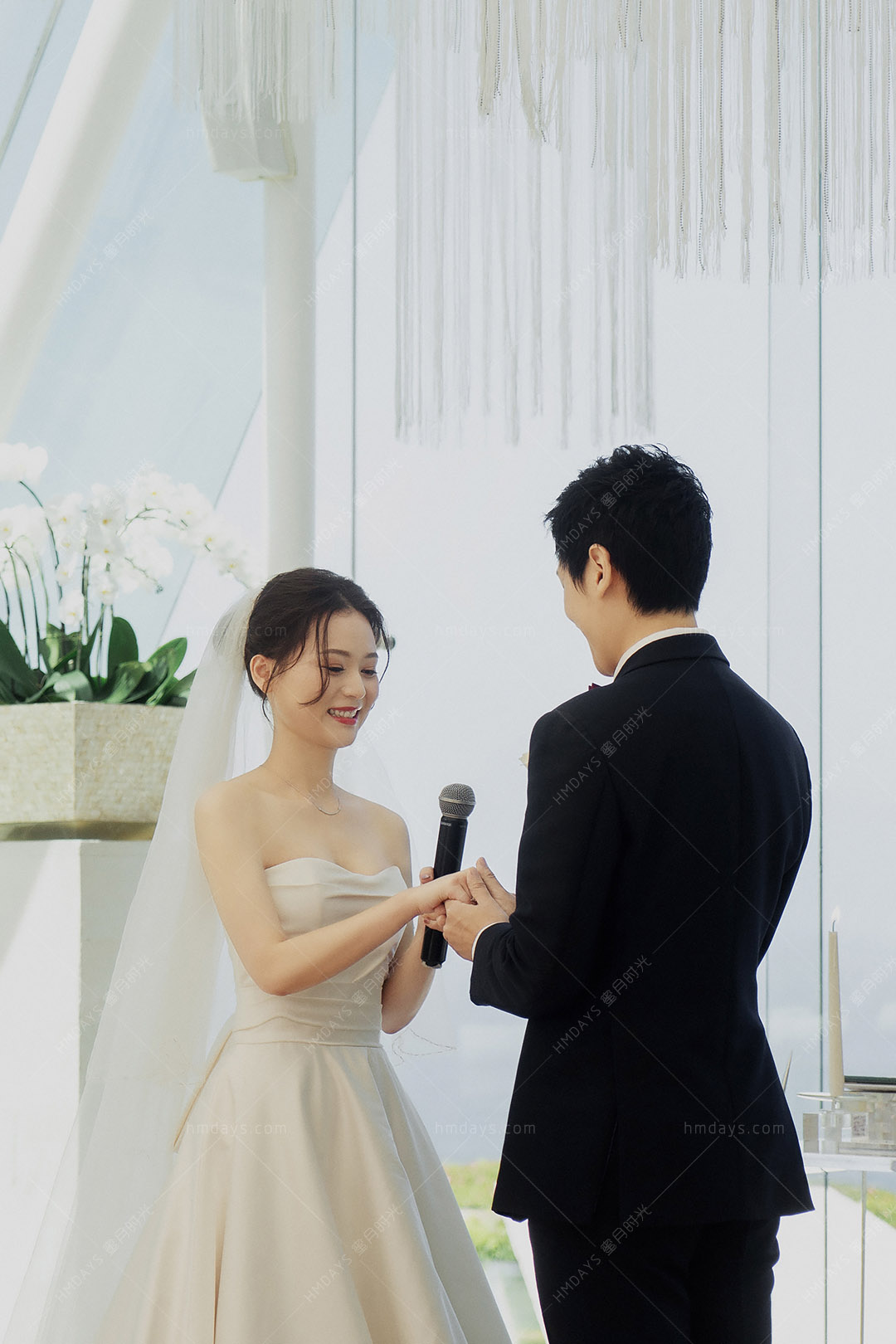 巴厘岛水之教堂婚礼婚纱照片|海外婚礼|海外婚纱摄影|照片